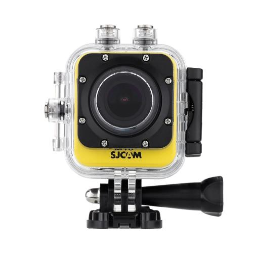 SJCAM M10+ Wifi ミニDV フルHD 2K(2560*1440) 1080P 60fps 12MP Novatek 96660 ダイビング30M ヘルメット 車 DV R屋外 PC アクションスポーツカメラ カムコーダー 防水ケース付き