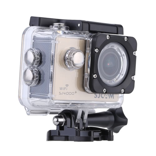 SJCAM SJ4000 + Plus Wifi Action Sports Camera