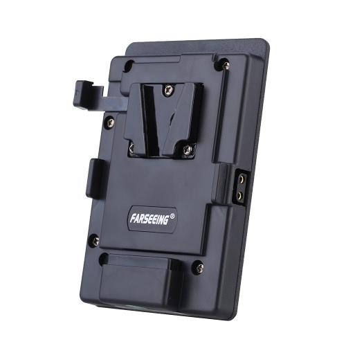 Dalekowzrocznych FK-V V Rodzaj montażu baterii Converter Plate Plate w kamerze wideo