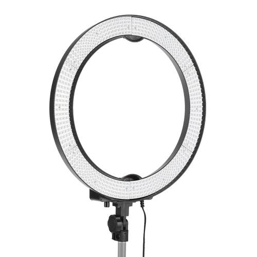 Cafago coupon: Andoer LA-650D 5500K 40W Ring Digital Photographic Studio Light