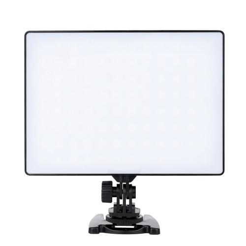YONGNUO YN300 Air Pro LED wideo aparat fotograficzny Światło Regulowana temperatura barwowa 3200K-5500K Canon Nikon Olympus Pentax Sony