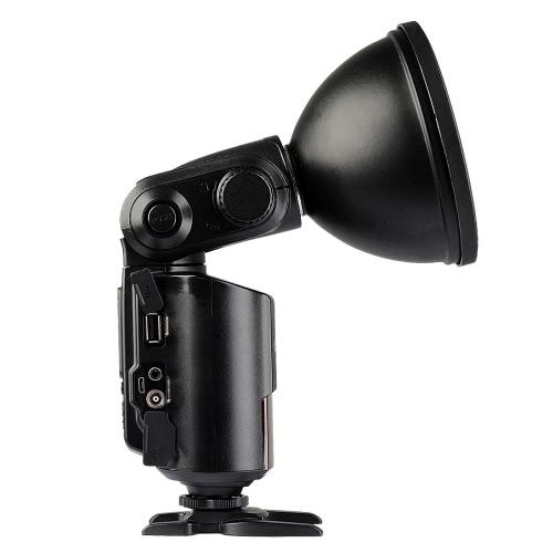 Godox Witstro AD360II-C TTL 360W GN80 Zewnętrzna Potężny Przenośny zestaw Speedlite Lampa błyskowa ze 4500mAh PB960 bateria litowa do aparatów Canon EOS