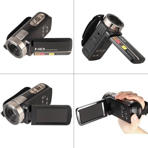 """Digitale Videokamera aus zweiter Hand Camcorder 3,0 """"LCD-Touchscreen DV 24MP 1080P Full HD-Unterstützung für HDMI AV-Ausgang Nachtaufnahme 16-fach-Digitalzoom-DVR-Fernbedienung mit 1/4"""" Schraubenloch"""