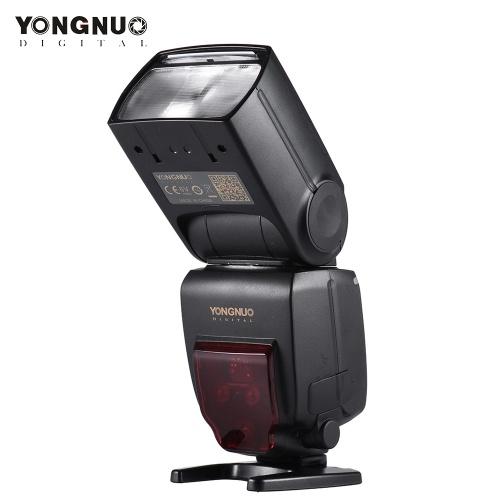YONGNUO YN685 i-TTL HSS 1 / 8000s segunda mão GN60 2.4G Sem Fio Flash Speedlite Speedlight para Nikon D750 D710 D710 D7200 D7000 D5000 D5200 D5200