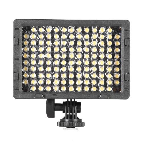 CN-126 Luz de vídeo LED para la cámara DV Camcorder Iluminación 5400K
