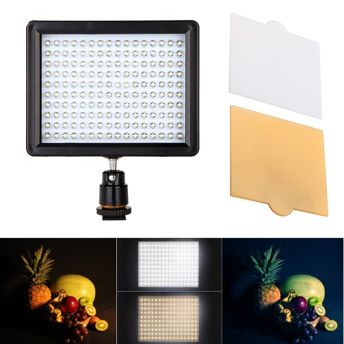 Luz de LED de Video Andoer 160
