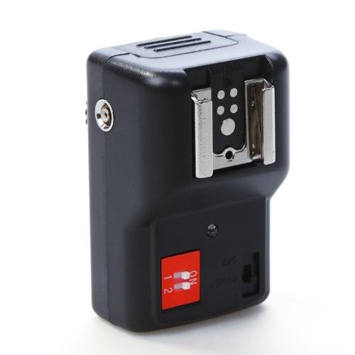 Andoer 4 каналов беспроводной удаленной Speedlite вспышки триггера универсальный для Canon Nikon Pentax Olympus PT-04GY