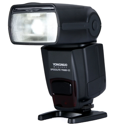 Yongnuo Flash Speedlite Speedlight YN560-III Support RF-602/603 for Canon Nikon Pentax Oympus