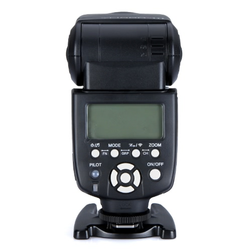 Yongnuo Flash Speedlite Speedlight YN560-III Support RF-602/603 para Canon Nikon Pentax Oympus
