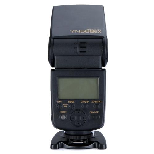 Yongnuo YN568EX TTL Flash Speedlite HSS for Nikon D7000 D5200 D5100 D5000 D3100