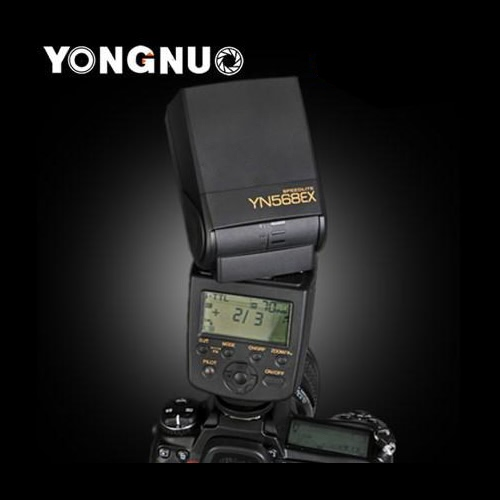 Yongnuo YN568EX TTL Flash Speedlite HSS