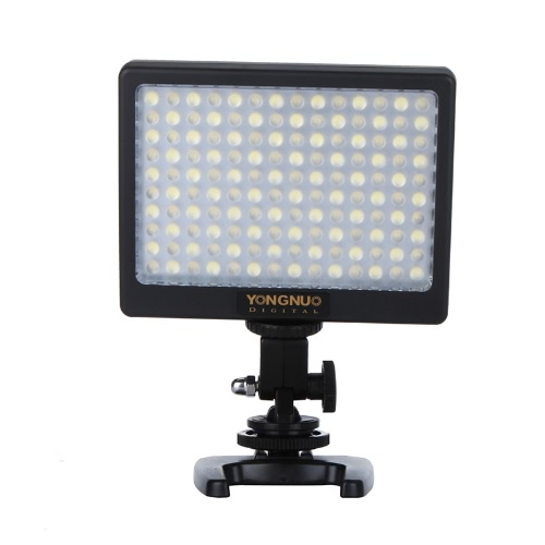 Yongnuo YN140 LED aparatu lampa z regulacją temperatury barwowej dla Canon Nikon