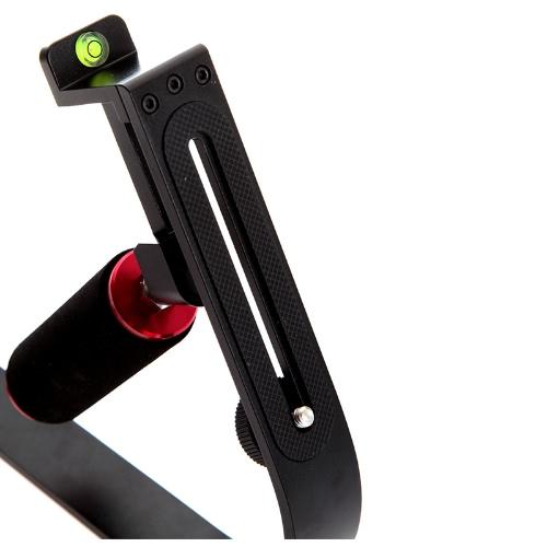 Видео / Cam стабилизатор Handheld ручки Ручка Steadicam для DSLR камеры DV видеокамеры