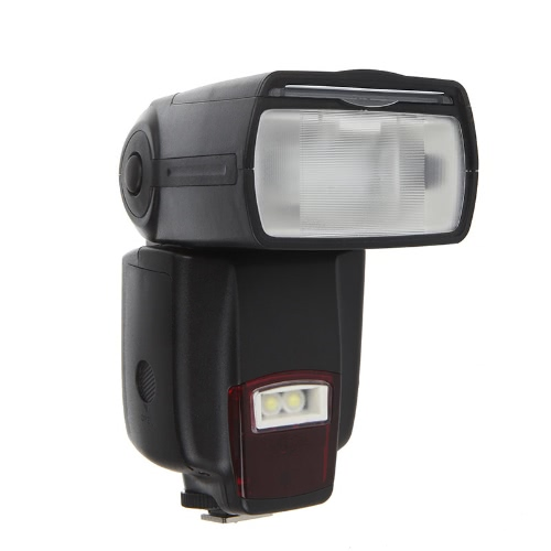 WANSEN WS-560 Uniwersalna lampa błyskowa Speedlite Flash Canon Nikon Olympus Pentax D3100 D5100 1D 5DII 5DIII 50D