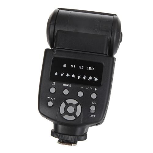 WANSEN WS 560 ユニバーサル フラッシュ ストロボ スピード ライト ニコン キャノン オリンパス ペンタックス D3100 D5100 5 diii 1 D 5 dii 50d