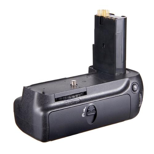 Pro vertikaler Batterie-Griff-Halter für Nikon D80 D90 Kamera