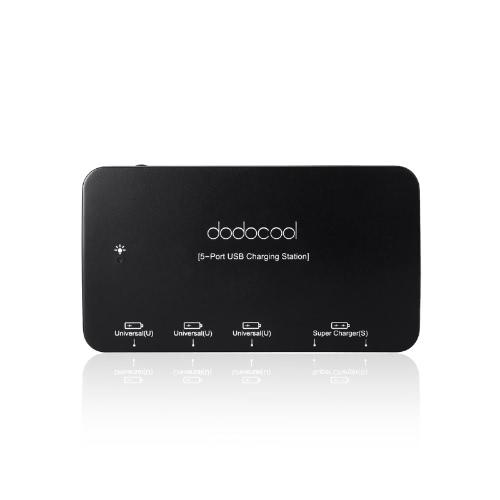Купить Dodocool Smart Usb 5 Port Super Charger