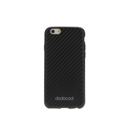 dodocool Soft Textured PU Leather TPU Case Back Cover Skin Protective Shell