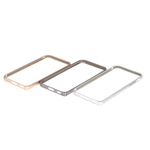 Dodocool Ultrathin Lightweight Metal Aluminum Bumper Frame Shell Case Protective Cover фото