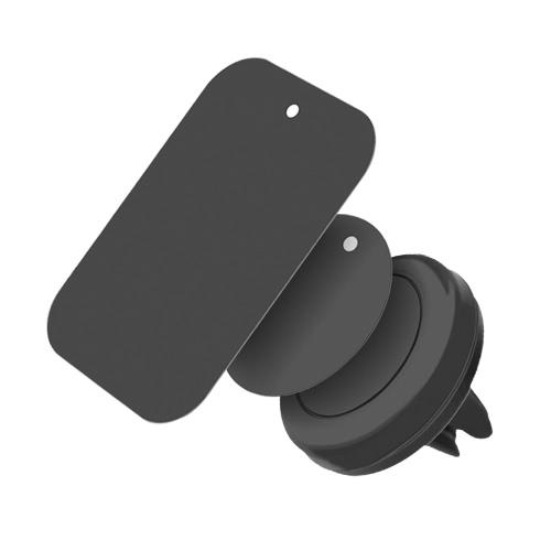 dodocool portátil 360 ° rotación magnética vehículo aire ventilación soporte Stand Soporte Universal