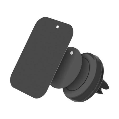 dodocool ポータブル 360 ° 回転普遍的磁気車両マウント空気通気ブラケット スタンド ホルダー iphone 6 6 5 5 プラス 5 s 4 4 s サムスン スマート フォンの GPS