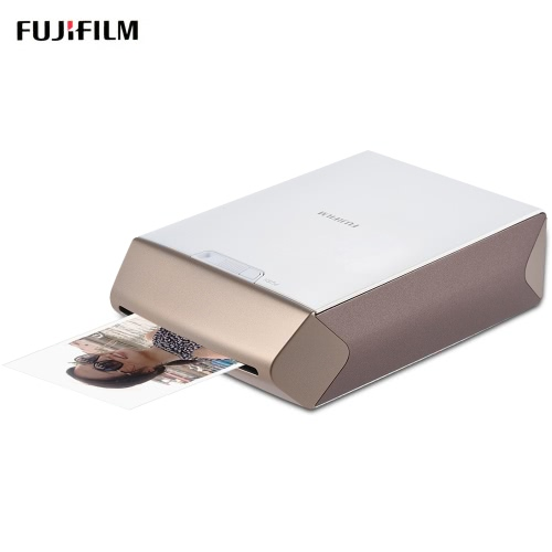 Fujifilm Instax SHARE SP-2 Mini Pocket WiFi Imprimante Smartphone instantané USB Prise en charge rechargeable Modifier Beautify Partager pour iOS iPhone 7/7 plus / 6 / 6s / 6 plus pour Samsung Huawei TCL Android
