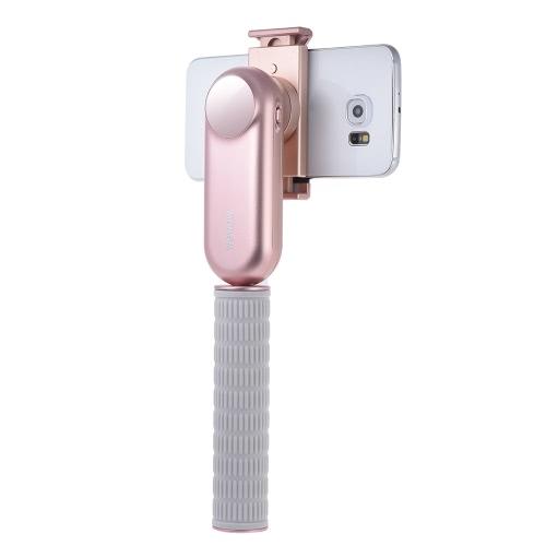 Wewow Fancy 1 Axis Handheld Smartphone Gimbal Stabilisateur de vidéo pour Live Show Selfie Création vidéo pour iPhone Samsung Huawei Toutes les marques de téléphone intelligent moins de 6 pouces