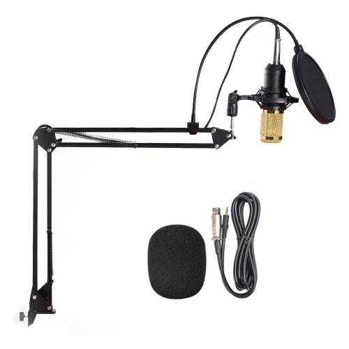 Studio Recording Condenser Microphone Kit
