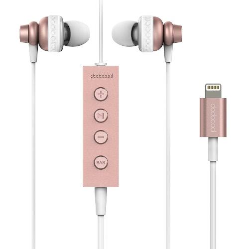 Купить Dodocool Mfi Certified Hi-Res In-Ear Stereo Earphone