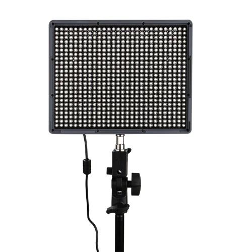 Aputure Amaran HR672C 672pcs LEDs Video CRI95 luz + Panel ligero brillo Color ajuste de la temperatura con teledirigido sin hilos de las baterías
