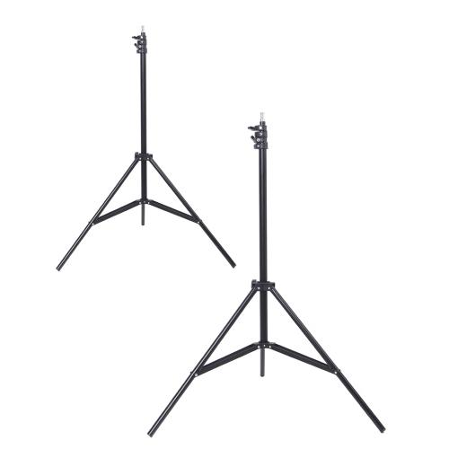 Andoer Photography Softbox Lighting Kit with Studio BackgroundPhotography Studio Portrait Product Light Lighting Tent Kit Photo Video Equipment(2 * 125W Bulb+2 * Sofbox with Single Bulb Socket+3 * Backdrop+Backdrop Stand Set+3 * Clamp+1 * Carrying Bag) UK Plug 220V