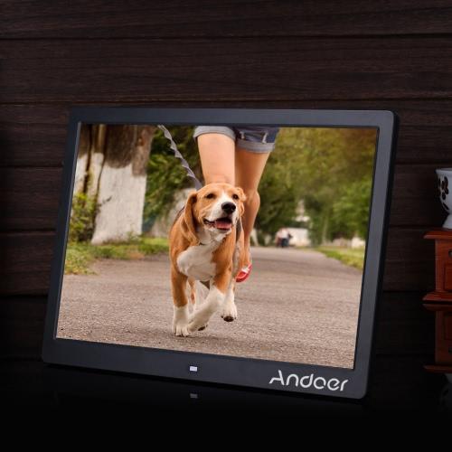 """Andoer 15,6 """"LED cyfrowa ramka do zdjęć"""