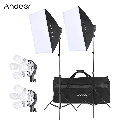 Andoer Studio Photo Lighting Kit
