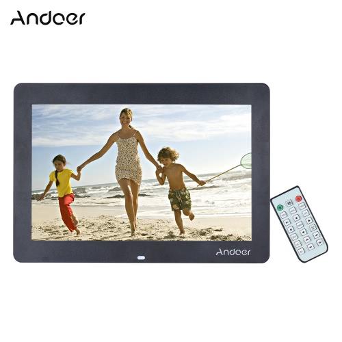 Andoer 14-Zoll Breitbild-HD LED Digital Picture Frame