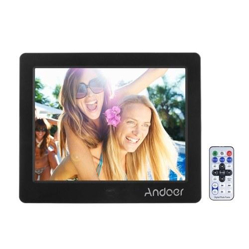 """Andoer 8 """"panoramiczny ekran LCD z cyfrowym obrazem"""