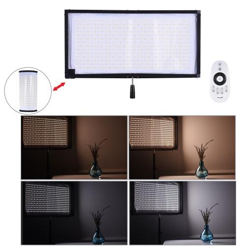 Remote Control Travor FL-3060A LED Light Dual Color Température 3200K-5500K 85W