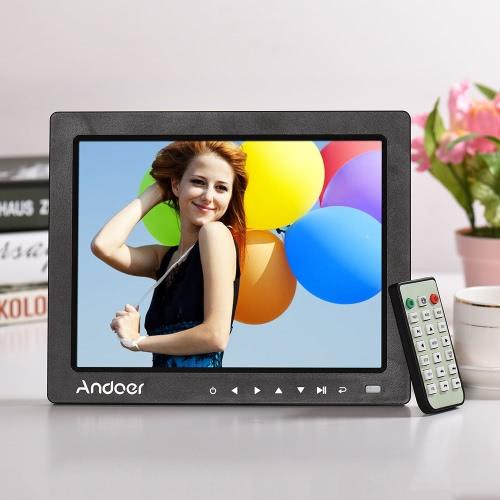 "Andoer 10 ""HD Digital Photo Frame"