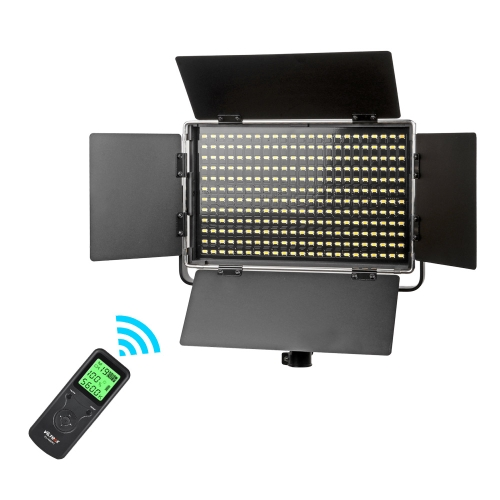 Viltrox VL-S50T二色276 LEDビデオライトパネル