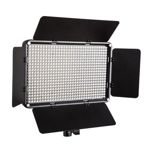 Viltrox VL-D640T Professional Ultra-thin Bi-color Dimmable LED Video Light 3300K-5600K CRI 95+ with Remote Controller for Portrait  Wedding News Interview Children Macro Still Life Photography