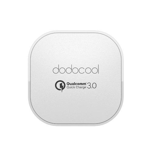dodocool [Qualcomm rápida carga 3.0] carregador de parede USB 3.0 de carga rápida 18W para LG G5 / A9 um HTC Sony Xperia Z4 Tablet / / Xiaomi Mi 5 / LeTV Le MAX Pro UK Plug
