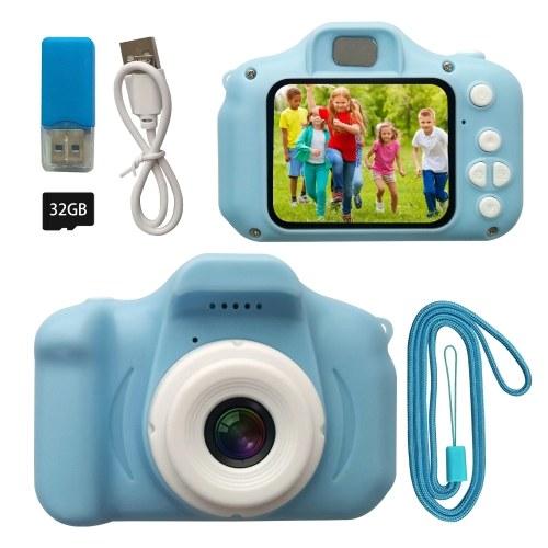 Videocamera ricaricabile per videocamera digitale portatile per bambini X2C carino