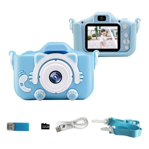 X5C Portable Enfants Appareil Photo Numérique 20MP 1080P HD Caméra Vidéo Caméscope