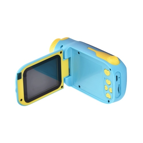 1080P 20 Mega Pixels High Resolution Kids Video Camcorder Portable Mini  Digital Camera with 2.4 Inch Large Display Screen Birthday Gifts for Boys Girls