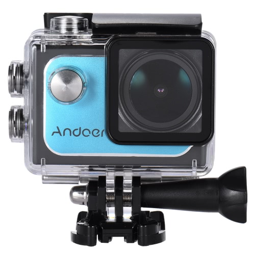 Andoer 4K 30FPS 1080P 60FPS Full HD DV 16M 2.0in LTPS LCD Screen Wifi Waterproof 173°Wide Angle Outdoor Action   Sports Camera Camcorder Digital Cam Video Car DVR
