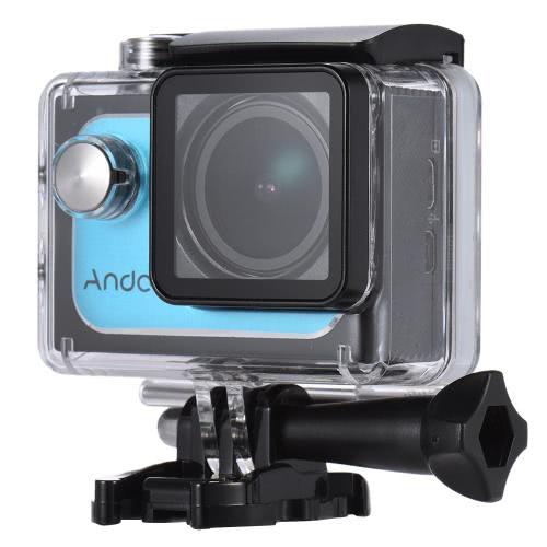 Andoer 4K 30FPS 1080P 60FPS Full-HD-DV 16M 2.0in LTPS LCD-Schirm Wifi Wasserdicht 173 ° Weitwinkel Außen Action Sports Kamera Videokamera Digital Cam Video-Auto-DVR
