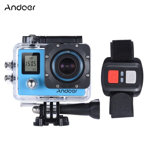 Andoer H8R 4K 30fps/1080P 60fps Full HD Action Camera