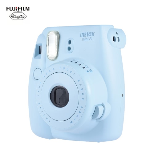 FujiFilm Instax Mini 8 Instant Camera-Blue