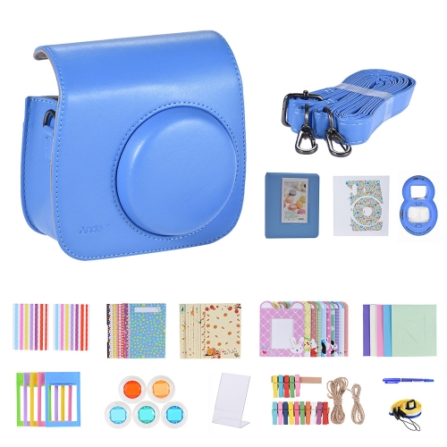 Andoer 14 in 1 Instant Camera Accessories Bundle Kit