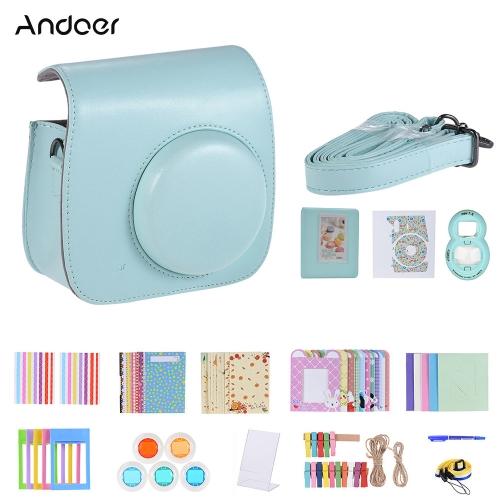 Zestaw akcesoriów do aparatów fotograficznych Andoer 14 w 1