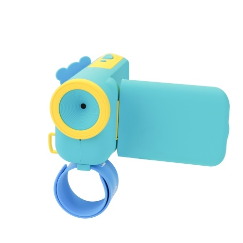 Videocamera digitale Mini Full Color per bambini Videocamera digitale Baby Cam Cute Baby Camcorder